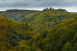 Herbstfarben am Hohenurach