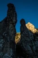 Steinerne Jungfrauen / Eselsburger Tal