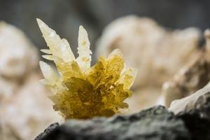Kristallagregate / Herrlingen