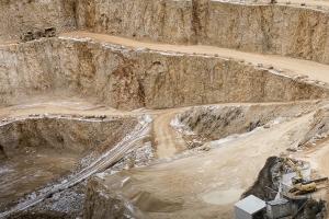 Steinbruch im Blautal