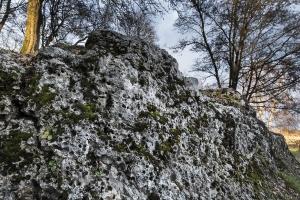Am Heldenfinger Kliff