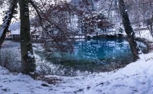 Blautopf-Panorama