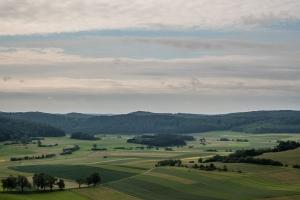 Blick vom Kornbühl