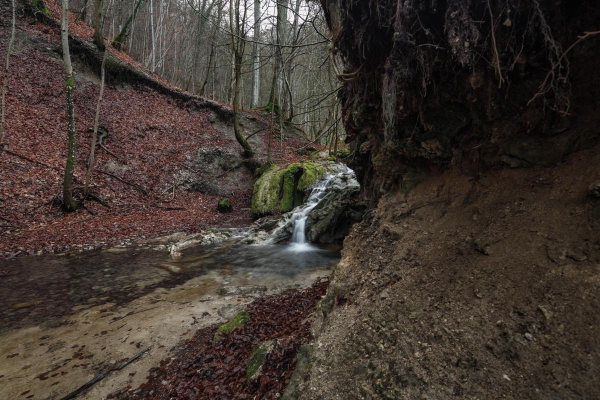 Unterstülter Hang am Brühlbach, Bad Urach
