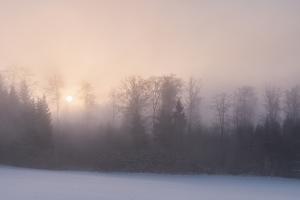 Sonnenaufgang bei Eglingen