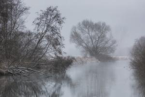 Nebelstimmung im Blautal